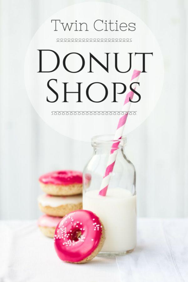 Twin Cities Donut Shops | Twin Cities Moms Blog