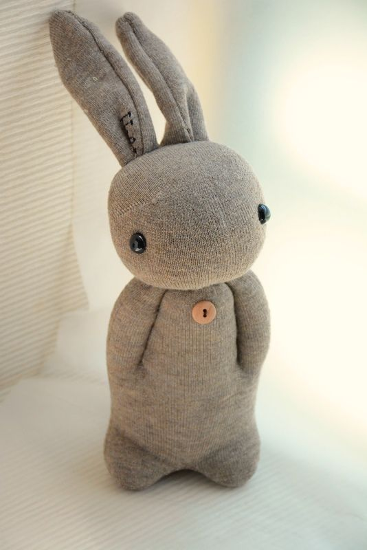 old sweater made into plushie - Google zoeken
