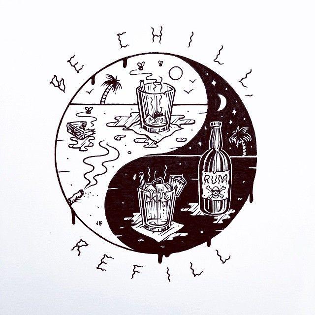 Jamie Browne Art @Jamie Browne ~ jamiebrowneart.com ~ Be Chill Refill