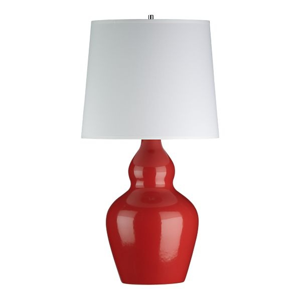 charcoal grey mesh lounge chair red table lamp paint lamps red lamps. Black Bedroom Furniture Sets. Home Design Ideas