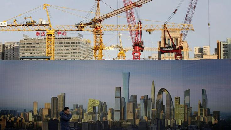 8 décembre 2014. La Chine devient la première puissance économique mondiale, détrônant ainsi les États-Unis.