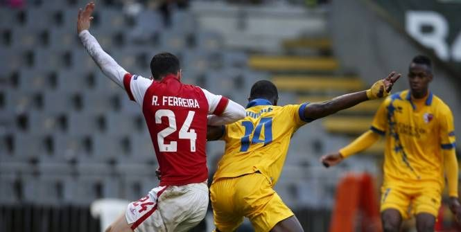 Foot - C3 - Ligue Europa : Braga premier qualifié pour les huitièmes