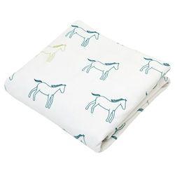 Auggie Crib Sheet - Print Pony