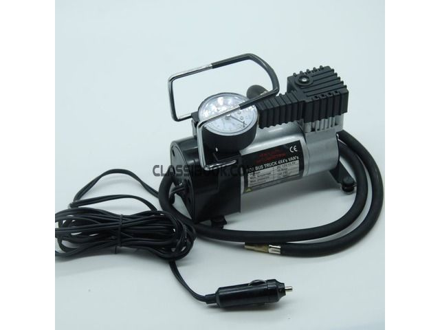 listing SM859 12v 24v Dc Car Tire Air Compressor is published on FREE CLASSIFIEDS INDIA - http://classibook.com/motorcycles-in-bombooflat-49456