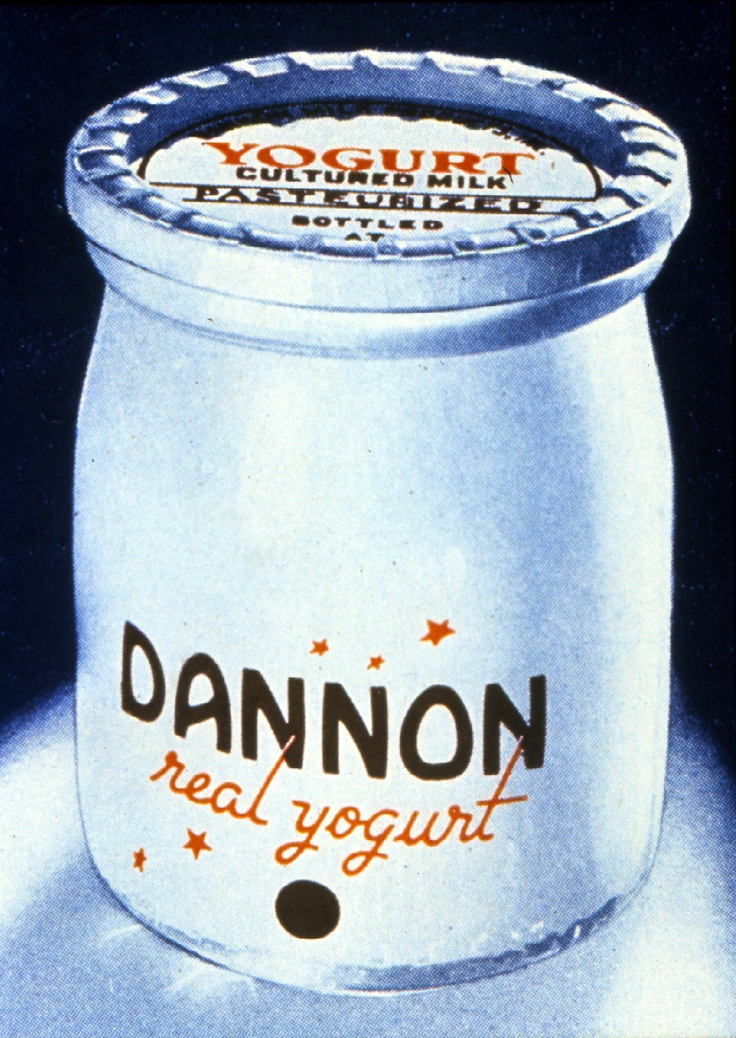 Original Dannon Yogurt Cup Yogurt Cups Yogurt Food