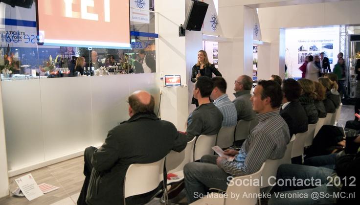 Social Contacta | So-MC | Contacta Zeeland | 2012