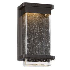 Vitrine 1-Light Outdoor Flush Mount