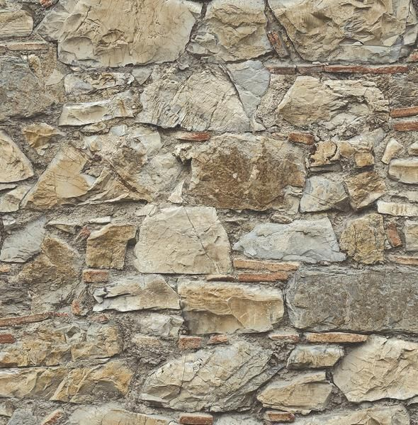 3d Rough Stone Rock Wall Covering Brick In Melbourne Wallpaper Australia Wal Australia Brick Covering Natural Stone Wall Brick Wallpaper Wall Covering