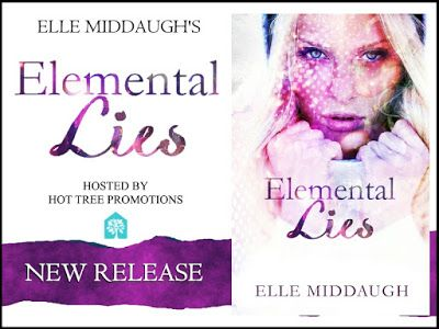 Elle Middaugh's release blitz for Elemental Lies.   Title: Elemental Lies  Author: Elle Middaugh  Series:The Essential Elements book 2  Genre: Young Adult Fantasy  Release Date: July 24 2017   Valerie Moore is an Elemental a person who commands one of the classical elements of wind water fire or earth. Shes special though. She controls twofire and waterthough sometimes it seems like they control her. After the accidental exposure of Elementals to humanity Valerie finds herselfand all of her…