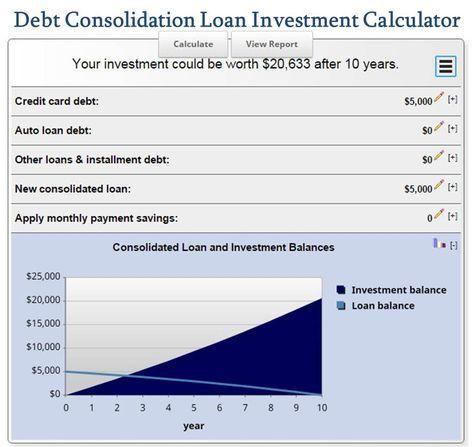Sandstone consolidating debt