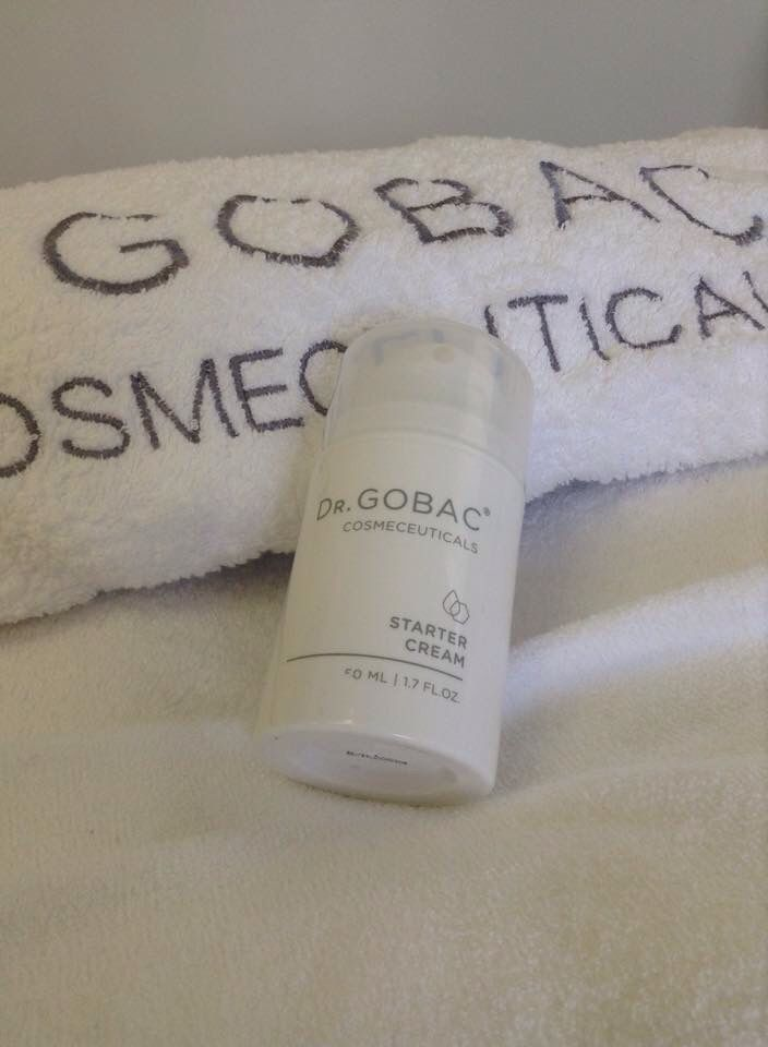 Start your year off with #DrGobacCosmeceuticals Highly effective #SkinCare product #Simple solution to #VisibleResults