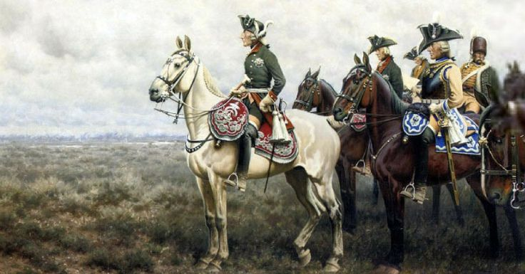 The Unmatched Discipline Of The Prussian Army Under Frederick The Great: Leuthen, 1757