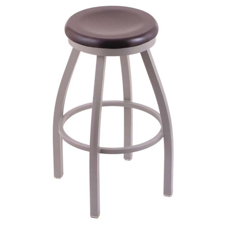 Holland Bar Stool Misha 30 in. Swivel Bar Stool with Wood Seat - 80230ANDCMPL