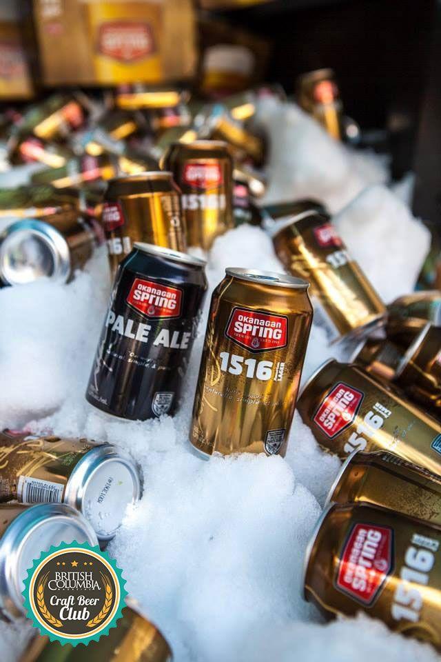 Okanagan Spring Brewery, Vernon, B.C. m#BritishColumbia #CraftBeer #Beer #Brewery #Tour #Craft #Beer #Vernon #Cider