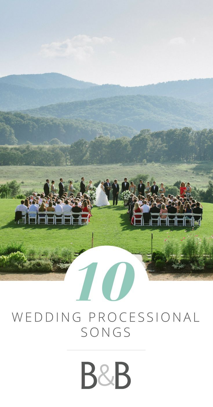 The Smarter Way To Wed Wedding Processional SongsWedding