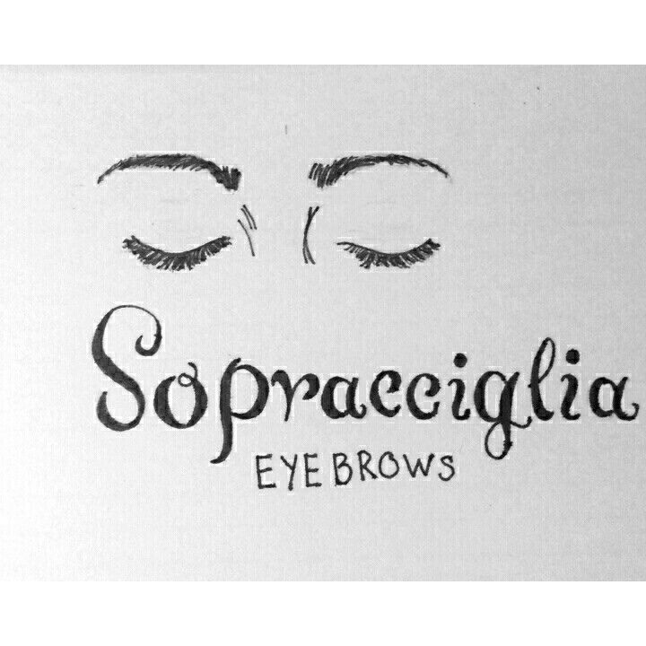 Learn Italian! Le sopracciglia- eyebrows autumnmccarty330 (instagram)