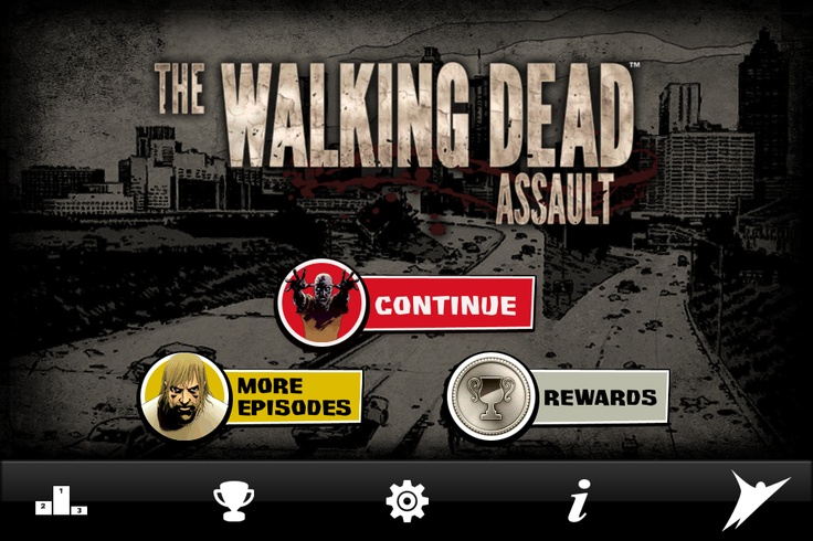 Update: The Walking Dead: Assault - http://www.ipadsadvisor.com/update-the-walking-dead-assault