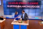 Avocado aficionado @Mitzi Dulan- America's Nutrition Expert shares her recommendations for glucose-balancing foods on Dr. Oz's 24-Hour Stress Cleanse