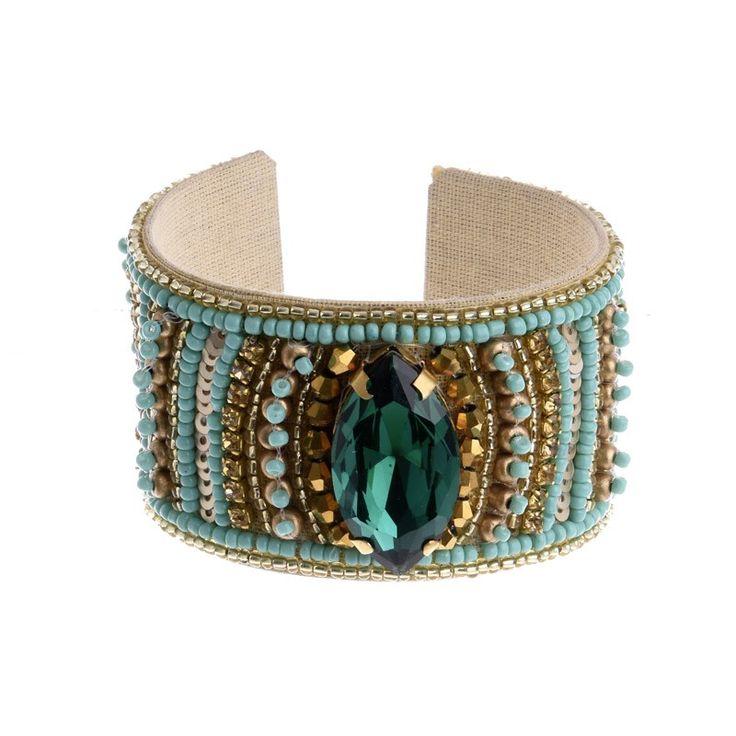 BRACELET W/ STONE - Bracelets - Jewellery - Accessories