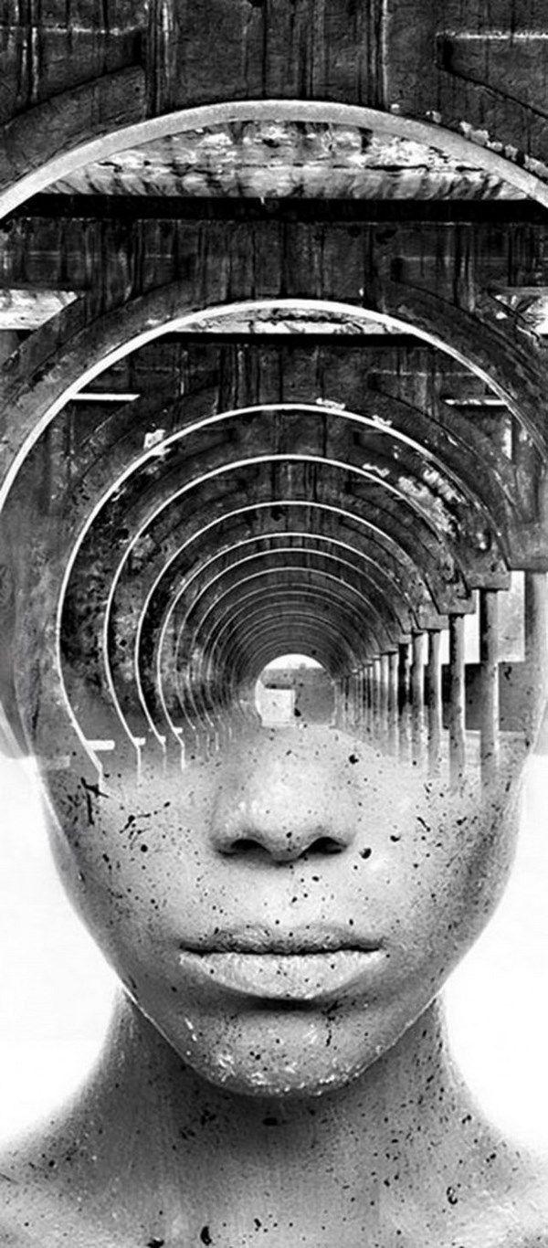 Fotomanipulación, Antonio Mora