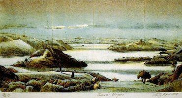 Ohauroro - Whangaroa, Stanley Palmer