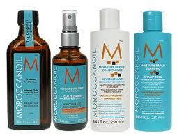 Moroccanoil - Salon Bellezza extensions keratin hair color in Roswell, GA