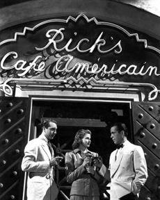 Casablanca : Photo Humphrey Bogart, Michael Curtiz, Paul Henreid