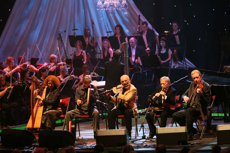 The Chieftains --- Tuesday, March 1, 2016 @ 7:30 p.m.