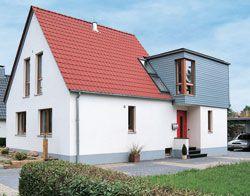 Ungeahnte Platzreserve: Ein Siedlungshaus wächst über sich hinaus | Neubau & Planung | selbst.de