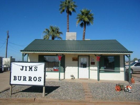 Jim's Burros - Queen Creek, Arizona: Queen Creek Arizona, Photo