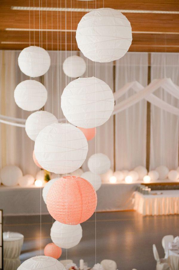 Lisa Christians Chevron Inspirierte Hochzeit