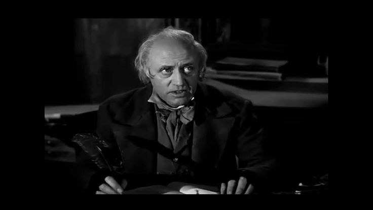 Scrooge Movie 1951