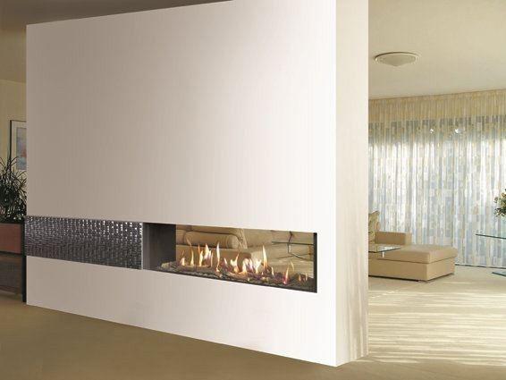 25 melhores ideias de lareira dupla face no pinterest lareira para banheiro lareira de dois. Black Bedroom Furniture Sets. Home Design Ideas