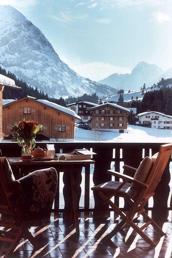 Kristiania, Lech, Austria