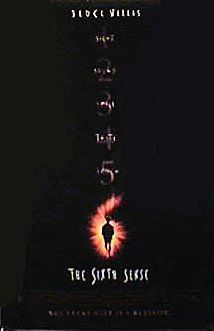 The Sixth Sense:  A boy who communicates with spirits that dont know theyre dead seeks the help of a disheartened child psychologist.  (1999)
