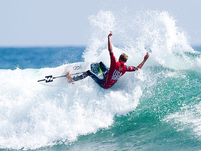 Surf Report Monday, June 26  2-3 ft +- knee to chest high  FAIR CONDITIONS http://www.surfline.com/surf-news/cole-houshmand-summer-macedo-claim-governors-cup-at-2017-usa-surfing-championship-red-white-and-yewww_148017/