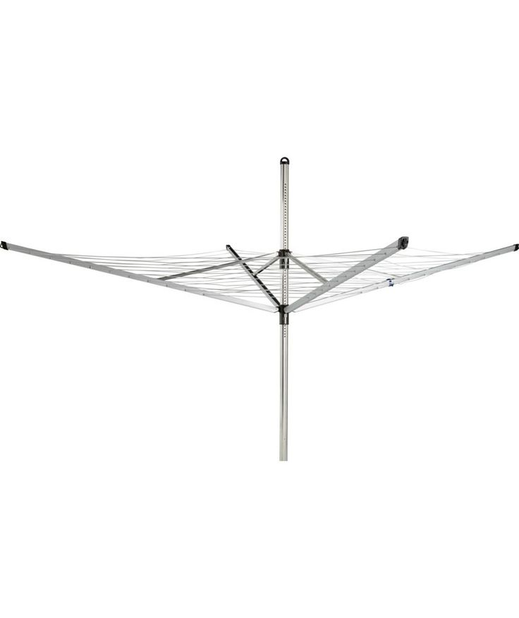 Buy Brabantia 60m Outdoor Life-O-Matic Rotary Airer with Cover at Argos.co.uk - Your Online Shop for Washing lines and airers.