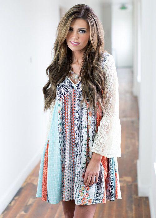 Online boutique. Best outfits. Long sleeve, Top, Fringe, Button, Wrap, Light Blue, Cute, Online Boutique