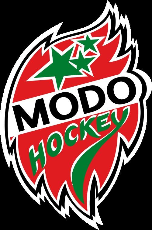 Modo Hockey (or MODO with uppercase letters) is a professional ice hockey club in Örnsköldsvik, Sweden.
