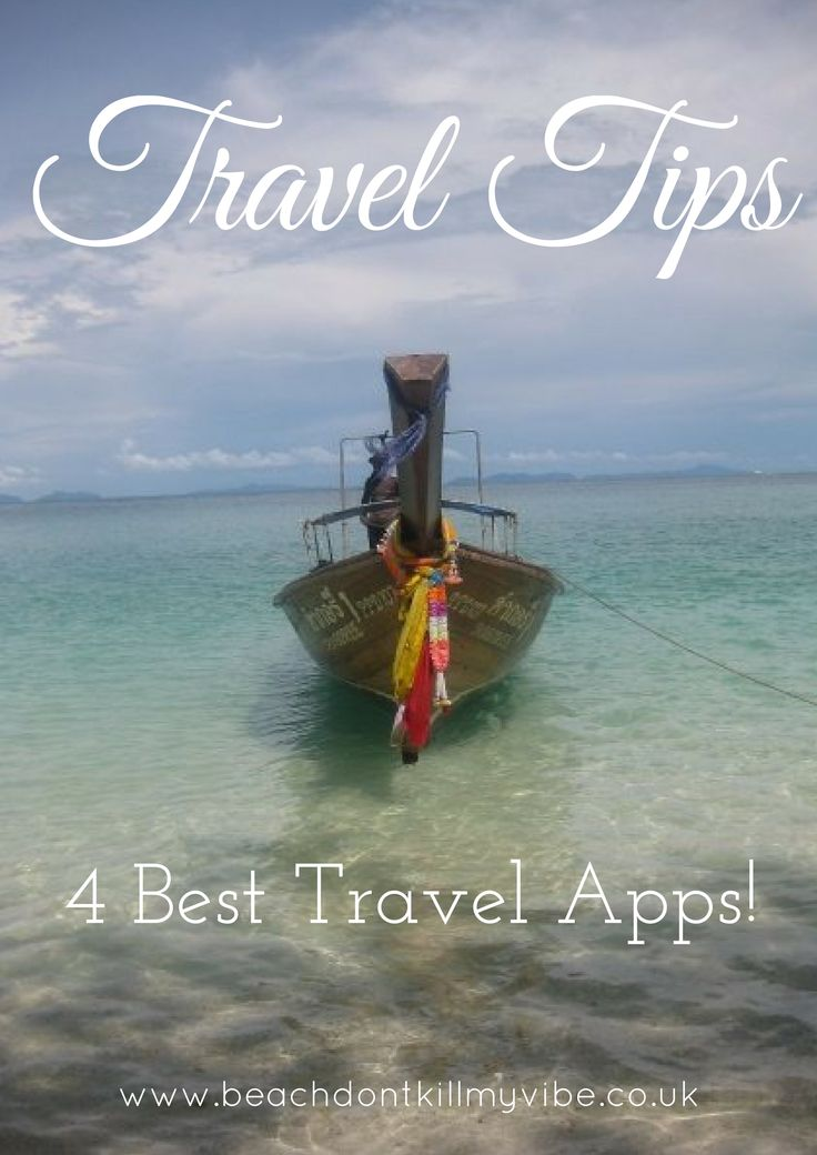 Travelling can be made me much easier these days, personally these 4 apps are the ones I couldn't travel without!  #backpacking #asia #southamerica #traveltips #solofemaletravel #travel