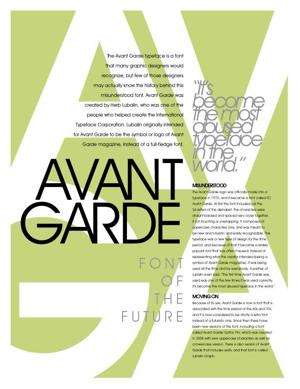 the avant garde architecture o essay Essay the architecture of zaha hadid by joseph giovannini architect and  critic  the imperial russian capital was the seat of the russian avant-garde.