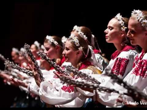 Slovak folklore: Kopala studienku (Slovak folk song - base of Slovak anthem)