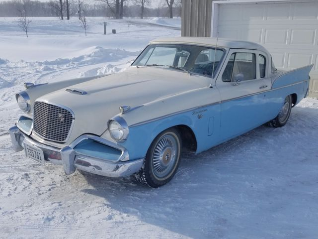 1957 Studebaker Silver Hawk V8 289 Automatic For Sale Photos Technical Specifications Description In 2020 Studebaker Automatic Car