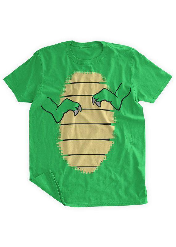 Easy Adult Costume Idea for Halloween!  Funny TRex Tshirt TRex T Shirt Dinosaur Tshirt by BumpCovers