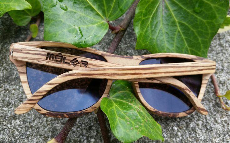 #Foto realizada en #ACoruña, #Galicia.  Modelo Monza con #madera de #zebrano.   www.moler.es #zebrawood  #gafasdemadera #fashionglasses #woodglasses #design #diseño #hechoamano #handmade #estilo #madeinspain #woodporn #truewood #wooddesign #gafas #glasses #handmadeglasses #Valencia #madebyus