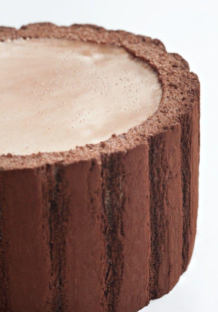 Charlotte chocolat vanille de Philippe Conticini