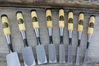 Review: The Best Way To Get Into The Japanese Chisel Realm - by planeBill @ LumberJocks.com ~ woodworking community