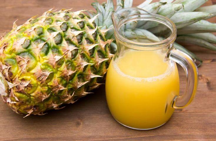 Ананасовый сок в 5 раз эффективнее микстуры от кашля - Интересное и необычное