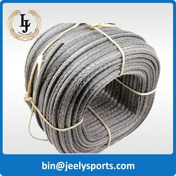 1590.00$  Watch here - http://alihmv.worldwells.pw/go.php?t=2031689344 - Free Shipping 1500m 1690kg  4mm 12 strand uhmwpe hollow braid rope glider winch cord 1590.00$