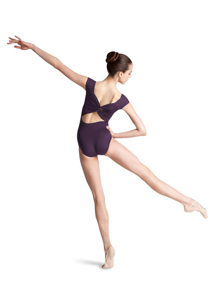 Bloch Efia Cap Sleeve Dance Leotard...if only i could wear leos with sleeves *sigh*